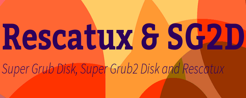 Super Grub Disk ripara il boot loader